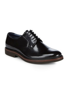 Steve Madden Drama Patent Leather Derby Shoes