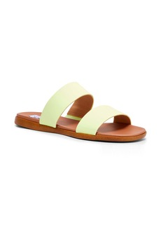 Steve Madden Dual Woven Slide Sandal (Women)