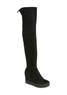 Steve Madden Dutches Over the Knee Boot (Women) (Narrow Calf)