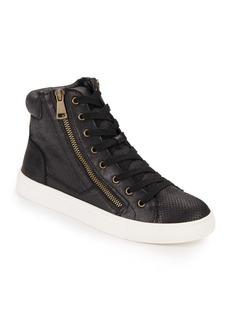 Steve Madden Edania Zippered Sneakers