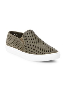 "Steve Madden® ""Elouise"" Perforated Slip On Sneakers"