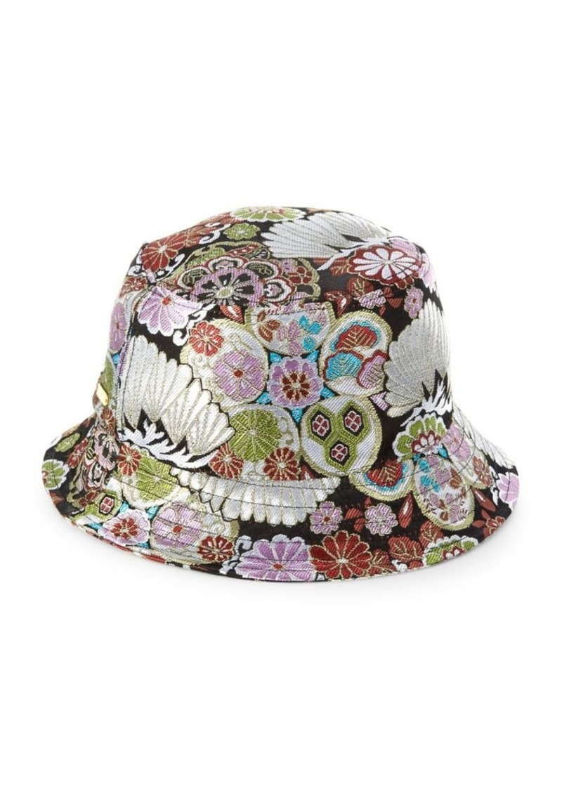 758ad9f9 Steve Madden Steve Madden Embroidered Bucket Hat | Misc Accessories