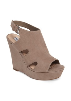 Steve Madden Emmy Wedge Sandal (Women)