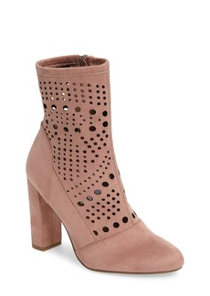 Steve Madden Ennie Perforated Bootie (Women)