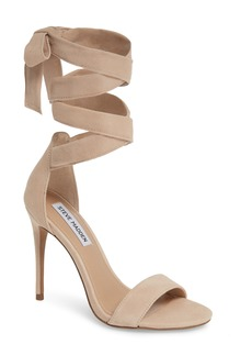Steve Madden Entertainment Wraparound Sandal (Women)