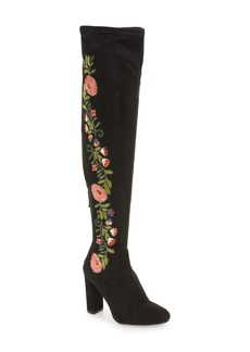 Steve Madden Envoke Over the Knee Stretch Boot (Women)