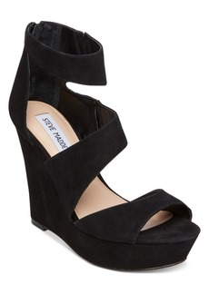 Steve Madden Essex Platform Wedges