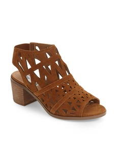 Steve Madden 'Estee' Leather Sandal (Women)