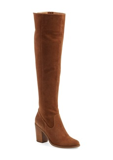 Steve Madden 'Eternul' Over the Knee Block Heel Boot (Women)