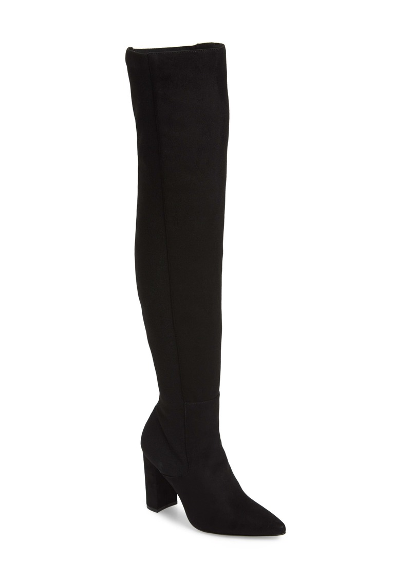 Steve Madden Everly Over the Knee Boot (Women)