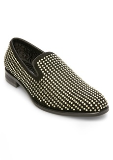 Steve Madden Falsetto Studded Venetian Loafer (Men)