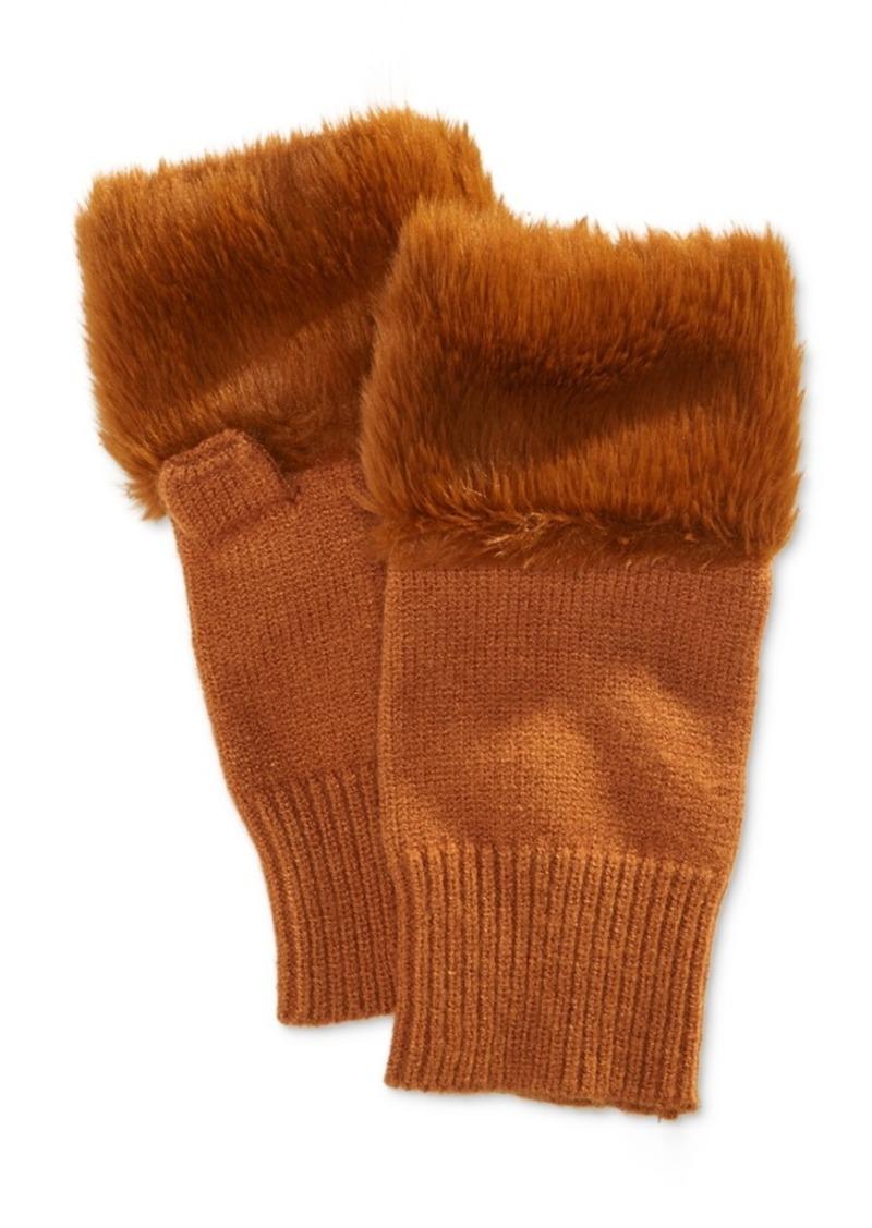 12f203366e6bb Steve Madden Steve Madden Faux Fur Hand Warmer
