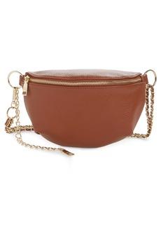 Steve Madden Faux Leather Belt Bag