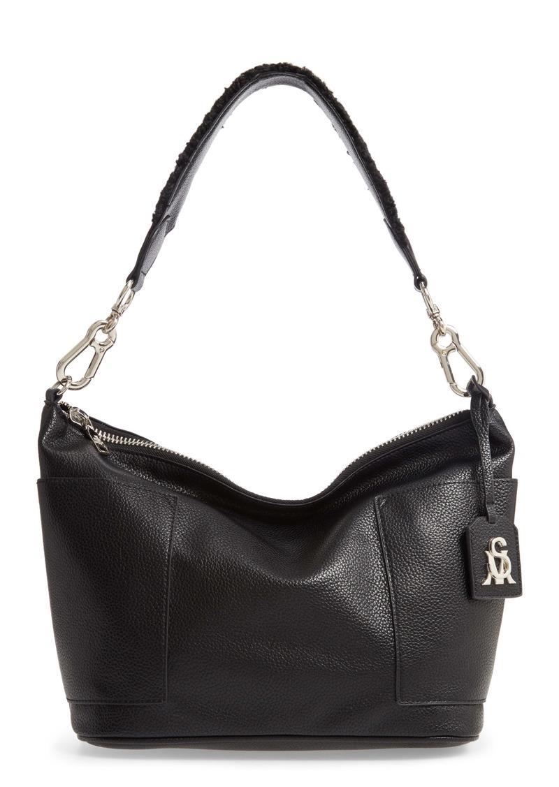 Steve Madden Faux Leather Hobo Bag
