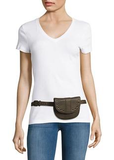 Steve Madden Flap Belt Bag