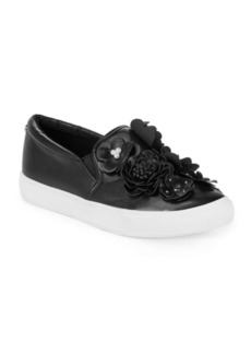 Steve Madden Floral Slip-On Sneakers