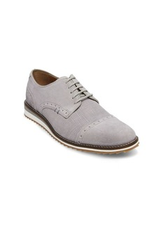 Steve Madden Flyte Suede Derby Shoes
