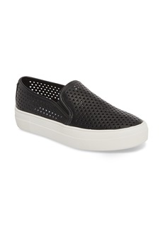 Steve Madden Gal-P Perforated Slip-On Sneaker (Women)