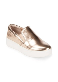 Steve Madden Gary Metallic Platform Shoes