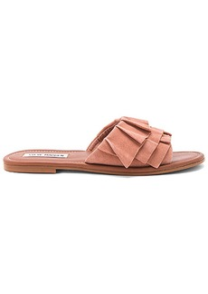 Steve Madden Get Down Slide in Rose. - size 7.5 (also in 6,8,8.5,9.5)