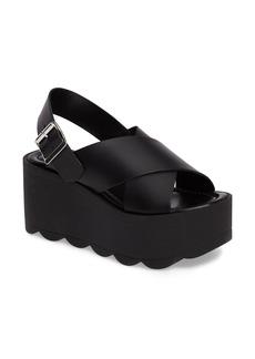 Steve Madden Gigi Platform Wedge Sandal (Women)
