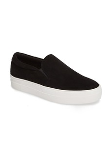 Steve Madden Gills Platform Slip-On Sneaker (Women)