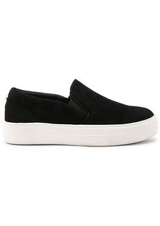 Steve Madden Gills Sneaker in Black. - size 10 (also in 8,8.5,9,9.5)