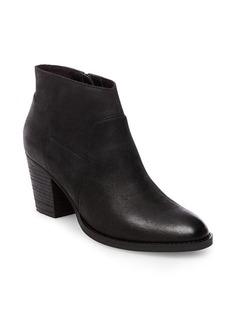 Steve Madden Gilmore High-Heel Leather Booties