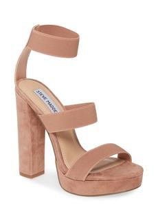 Steve Madden Glamorize Strappy Platform Sandal (Women)