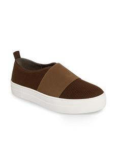 Steve Madden Glenn Slip-On Platform Sneaker (Women)