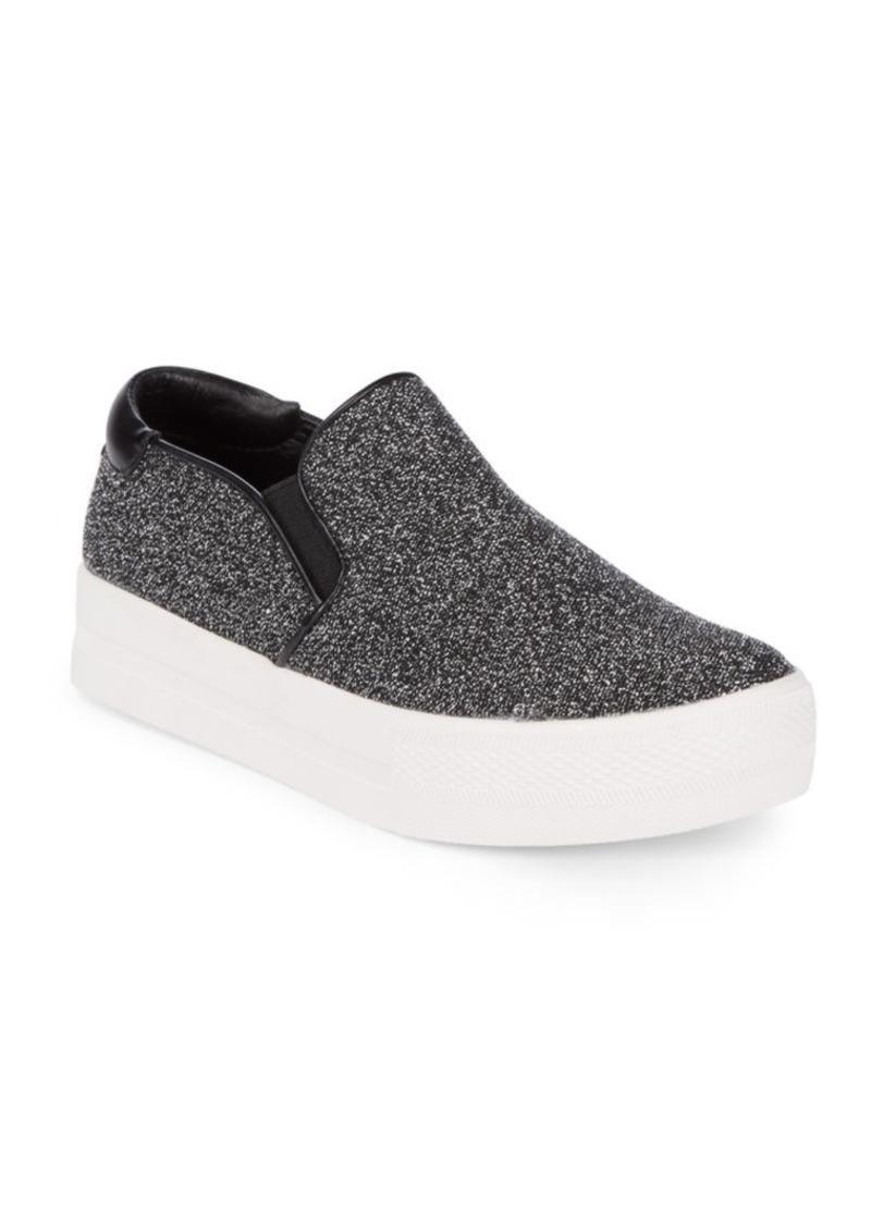 Steve Madden Glimmy Slip On Sneakers