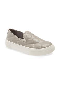 Steve Madden Globe Quilted Slip-On Sneaker (Women)