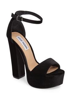 Steve Madden Gonzo Platform Sandal (Women)