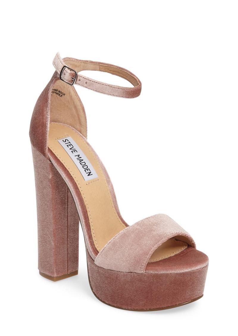 5aa15e5fcd6c Steve Madden Steve Madden Gonzo Platform Sandal (Women)