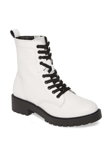 Steve Madden Guided Combat Boot (Women)