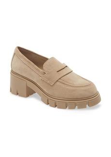 Steve Madden Hailee Lug Sole Loafer (Women)