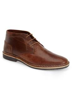 Steve Madden 'Harken' Leather Chukka Boot (Men)
