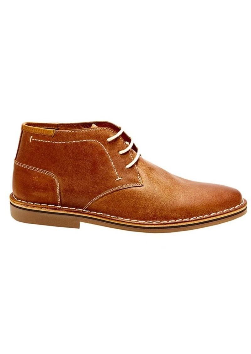 5b5a8c150d6 Hestonn Leather Chukka Boots