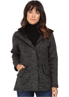 Steve Madden High-Low Sweater Coat