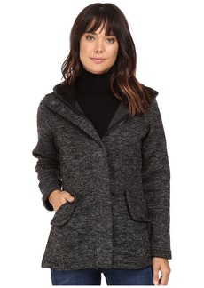 Steve Madden High-Low Sweater Coat