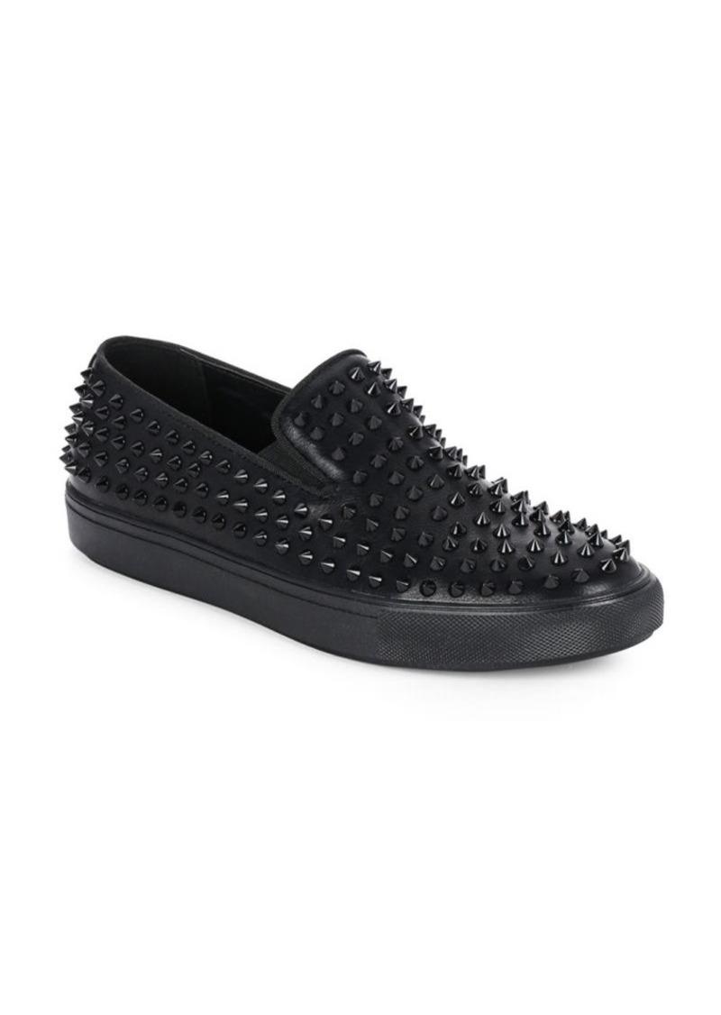 a2efe0f1799 Steve Madden Steve Madden Hyde Studded Slip-On Sneakers