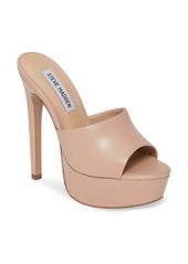 Steve Madden Identity Platform Slide Sandal (Women)