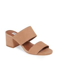 Steve Madden Ilena Block Heel Slide Sandal (Women)