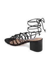 44173d6983f Steve Madden Steve Madden Illie Knotted Lace Sandal (Women) Now $39.96