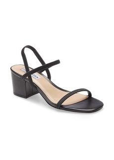 Steve Madden Inessa Block Heel Sandal (Women)
