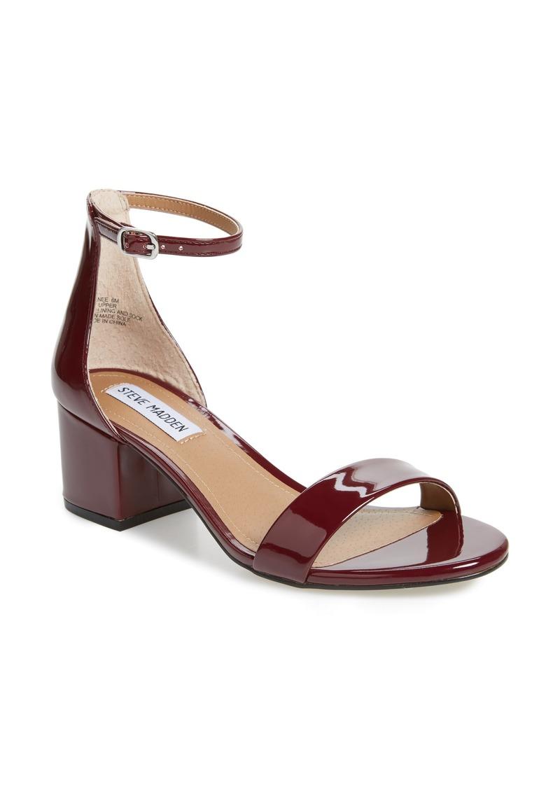 9b6e72cbfd1 Steve Madden Steve Madden Irenee Ankle Strap Sandal (Women)