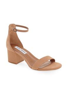 Steve Madden Irenee Block Heel Sandal (Women) (Wide Calf)