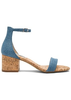 Steve Madden Irenee C Sandals in Blue. - size 7.5 (also in 10,8,9.5)