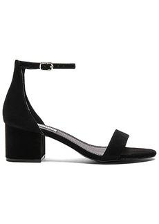 Steve Madden Irenee Sandal in Black. - size 10 (also in 6,6.5,7,7.5,8,9.5)