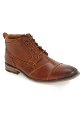 Steve Madden 'Jabbar' Cap Toe Boot (Men)